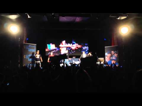 Best Friends - Janoskians at Bogarts in Cincinnati 10/2/14 pt.1