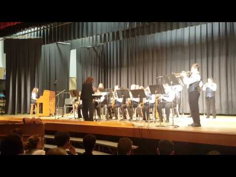 Poquessing middle school band 2017 part 2