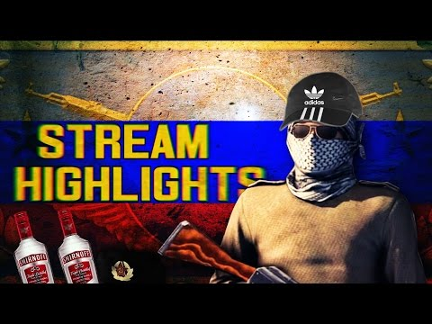 TWITCH HIGHLIGHTS - EXTREME RUSSIAN RAGE