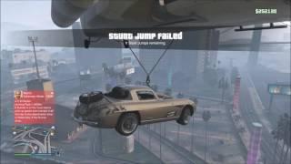 GTA V - Chinook jump