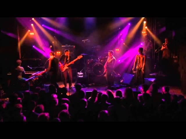 Mr President - Candyman (Live 2014)