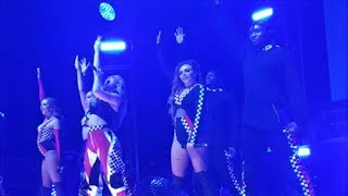 Little mix  Down and Dirty (Glory days tour in Vienna 2017) HD