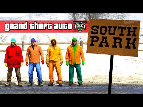 GTA 5 - South Park