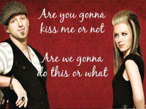 Thompson Square – Are You Gonna Kiss Me or Not Lyrics ...