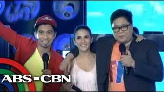 Karylle, Jugs, Teddy in mind-boggling number