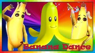 Danse de la banane - 2 sur 3