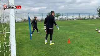 Очередная тренировка в Турции