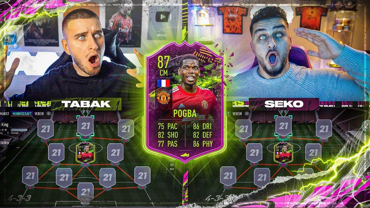 Download FIFA 21: POGBA RULE BREAKER SQUAD BUILDER BATTLE 🔥🔥