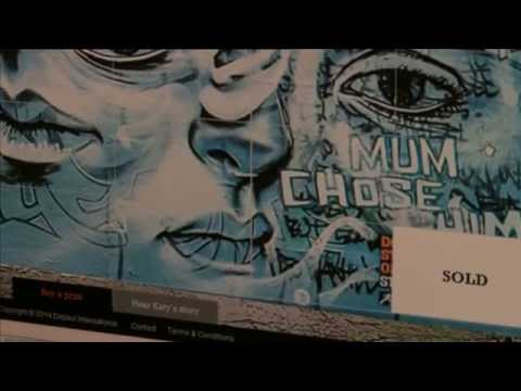 East London Street Art campaign - BBC London VJ report