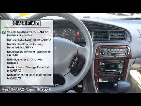 1998 nissan altima markley motors fort collins co for Markley motors used cars