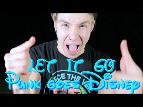 Frozen 'Let It Go' (Screamo Cover)