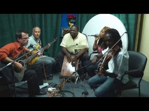 Royals cover by  Skip Monday @ Radio St. Lucia