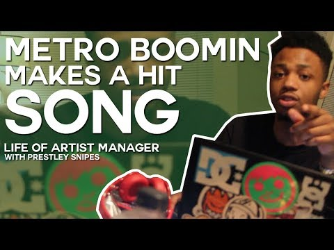Life of Artist Manager: Metro Boomin Makes a Hit Song