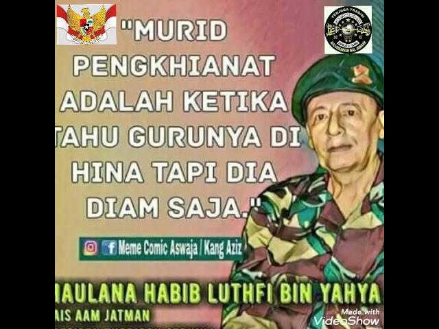 Perintah Habib Luthfi Bin Yahya Untuk Mencari Ustadz Maaher At Thuwailibi Ansor Banser Nu Polri Youtube