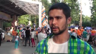 Фестиваль Orange Fest - Голос Молодежи (Алматы, 2014)
