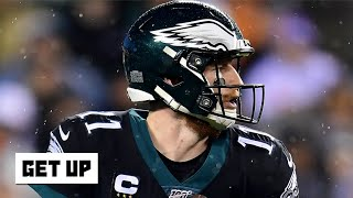 Carson Wentz had the most impressive win of his career vs. the Giants - Dan Orlovsky | Get Up