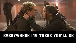 Katniss & Peeta - Everywhere I´m there you´ll be