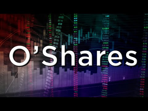 O'Shares - Smart Rules for Investing in US, Europe & Asia large Cap stocks