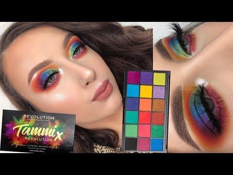 Testing Tammi X Revolution Tropical Carnival Palette | Alice King