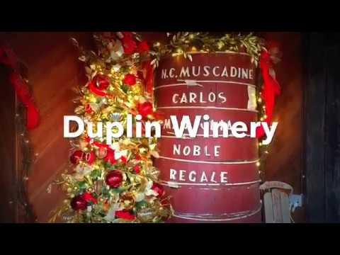 Christmas At Duplin Winery