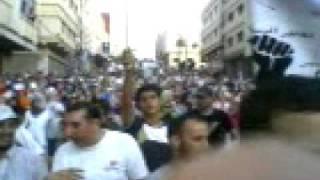 0014 Maroc Tanger 26 Juin marches مسيرات مليونية تقول لا لمحمد السادس