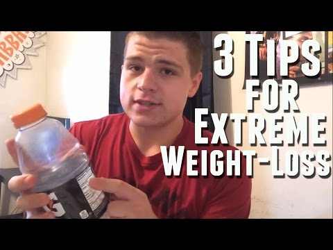 Tips For Extreme Weight Loss