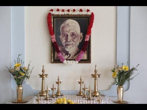 2018-12-30: Sri Ramana Jayanti