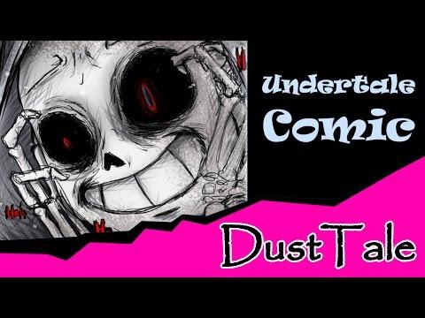 DustTale (комикс Undertale)