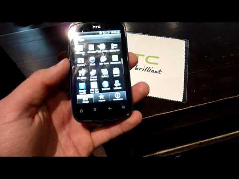 Hands-on des HTC Explorer Einsteigersmartphones