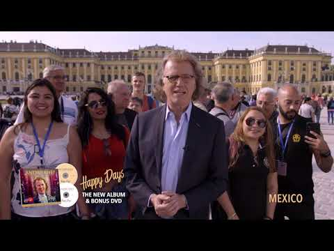 André Rieu About Mexican Music