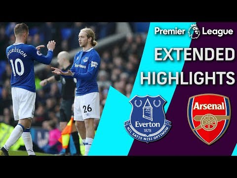 Everton v. Arsenal | PREMIER LEAGUE EXTENDED HIGHLIGHTS | 4/6/19 | NBC Sports