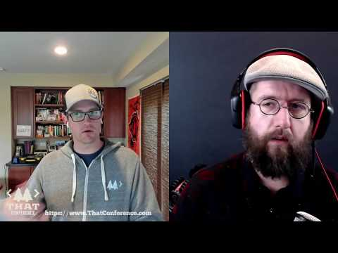 Chase Aucoin Live on AskTHAT - Machine Learning