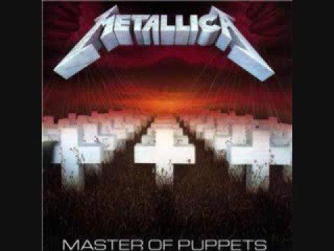 Metallica - Master of Puppets (Studio Version)