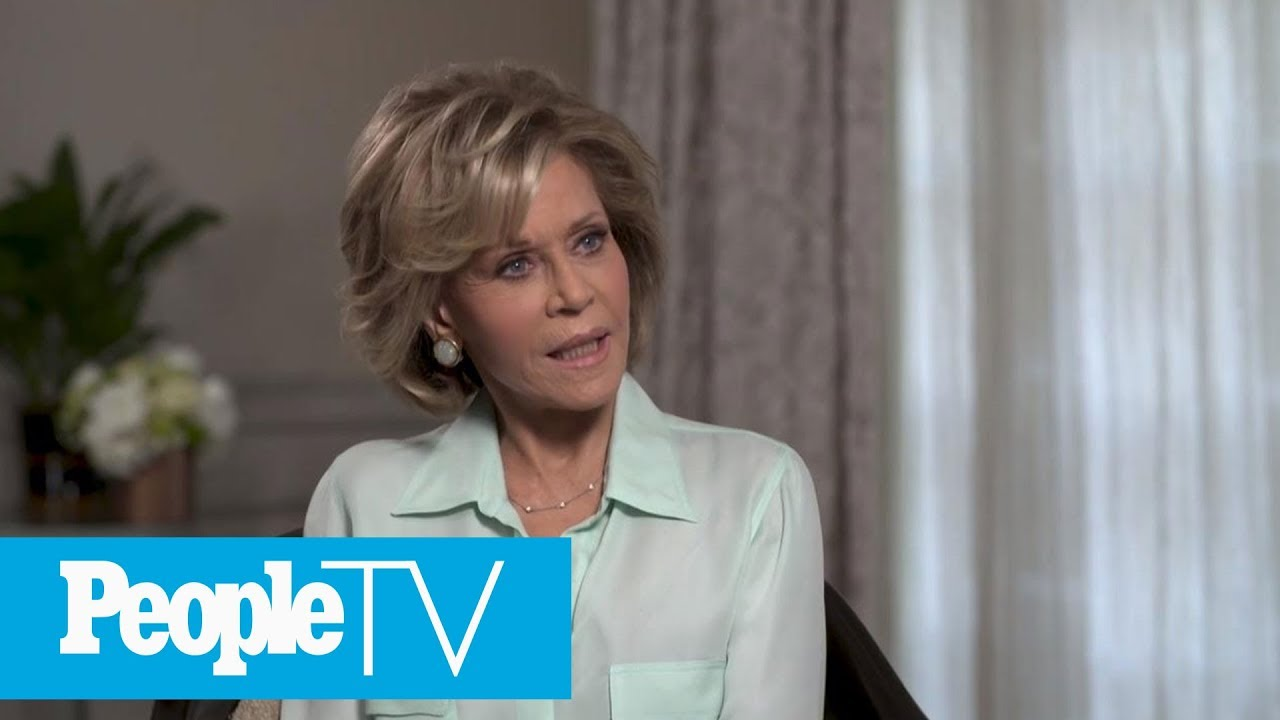 Jane Fonda Opens Up About Her Mother's Suicide | PeopleTV
