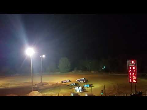 Crate Late Model Feature 2/17/18 Southern Raceway, Milton, Florida