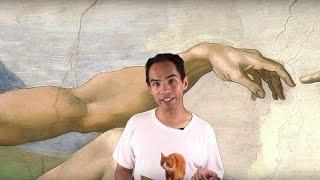 Miguel Angel, La Capilla Sixtina y el Cuerpo I.  Introducción