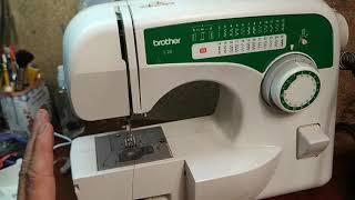 Ремонт швейной машинки Brother пропускает строчки особенно на толстой ткани Самая частая поломка