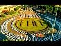 2017 FIAT 500 & ESSELUNGA l  Guinness World Record l Clip
