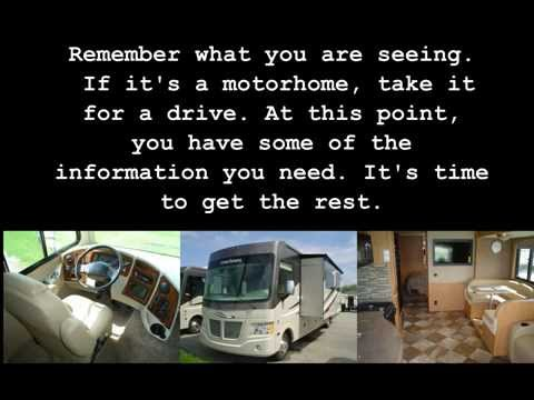 What To Expect From A Good RV Dealership.  Mount Comfort RV