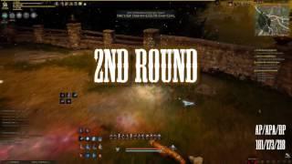 Black Desert Online : Wizard vs Maehwa