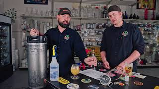 How to use a Carbonating Keg L…