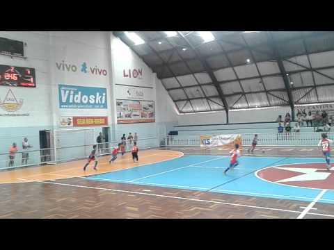 Copa Finta União 8x1 Liga Leste
