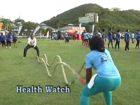Grenada Health Watch 2014