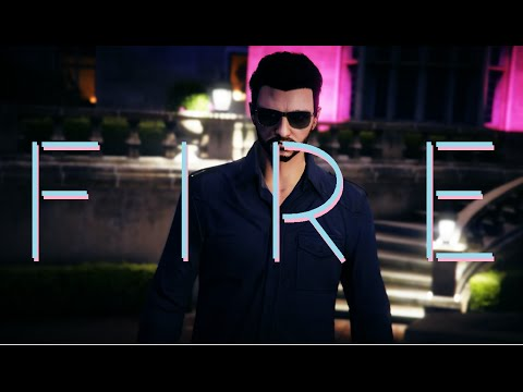 Fire (PS4 Rockstar Editor)