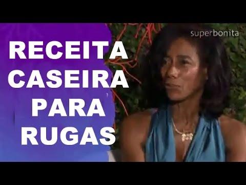 Gloria Maria Ensina Receita Caseira Para Rugas