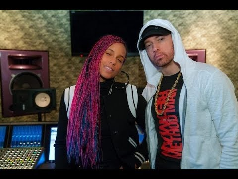 Eminem - Like Home - Ft. Alicia Key - Lyrical And Karaoke Videos On Youtube