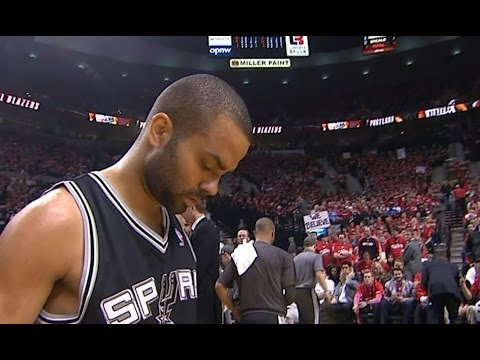 Spurs vs. Trail Blazers: Game 3 Highlights