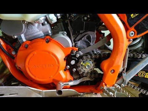 Защита Сцепления KTM Exc // Clutch Cylinder Guard