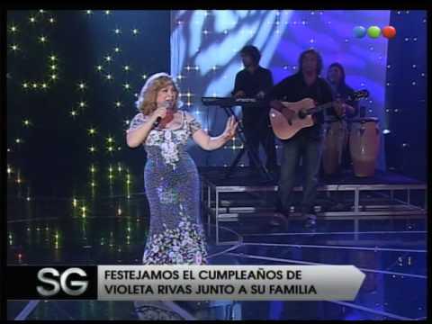 Violeta Rivas - Qué suerte