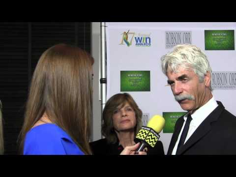Sam Elliott & Katharine Ross  @ the 17th Annual Women's  Awards